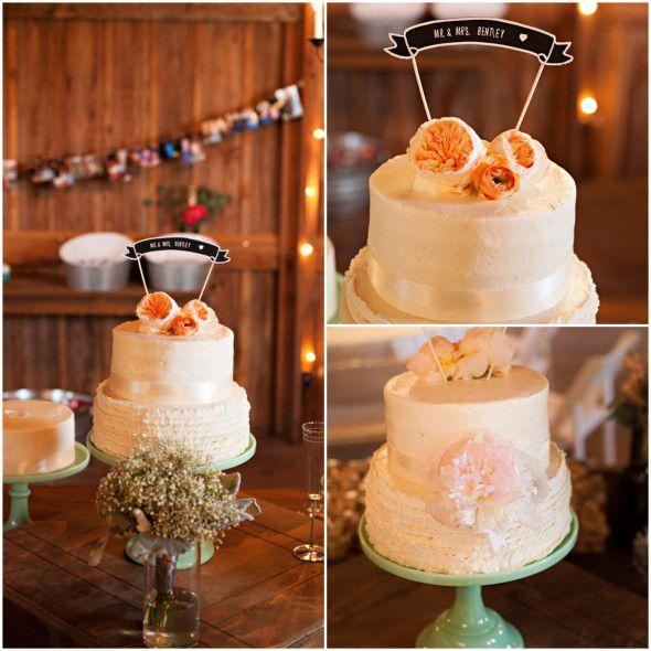 Vineyard Wedding With Barn Rustic Wedding