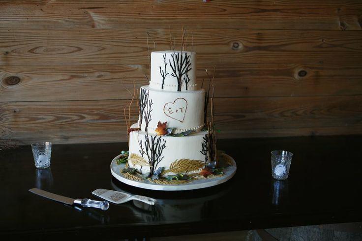 wedding cake fall designs fall wedding cakes rustic wedding chic 22592