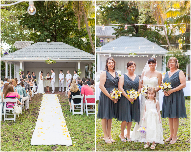 Key West Rustic Wedding