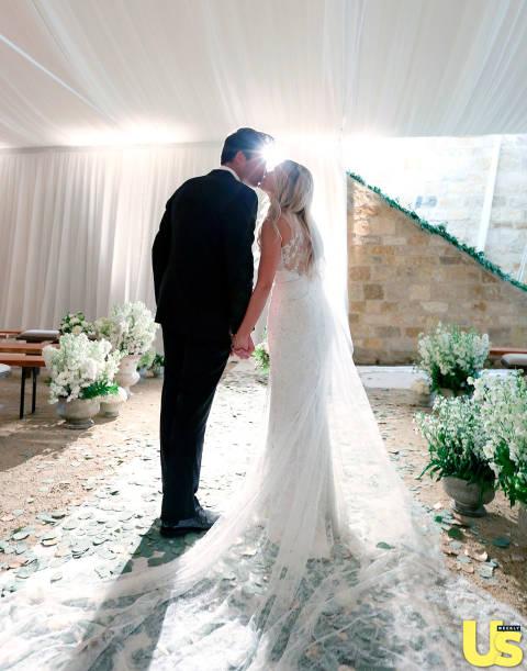 Lauren Conrad's Rustic Chic Wedding - Rustic Wedding Chic