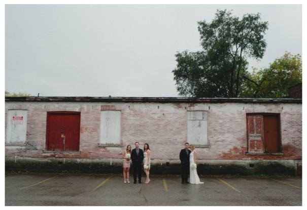 Cambridge Mill Wedding : Courtney & Mark