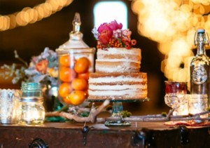 Wedding Trend Alert: Naked Wedding Cakes