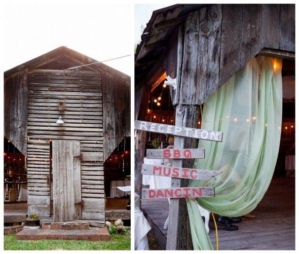 Old Barn Wedding Venue: Unique Vintage Barn Wedding