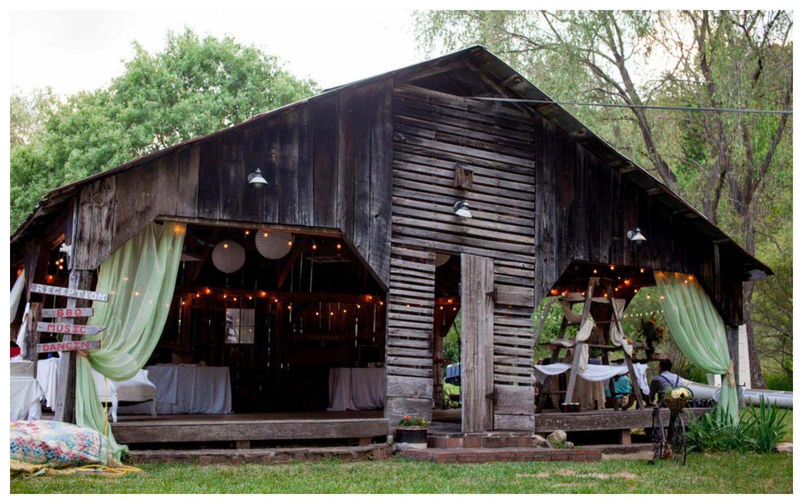 Unique Vintage Barn Wedding Rustic Wedding Chic