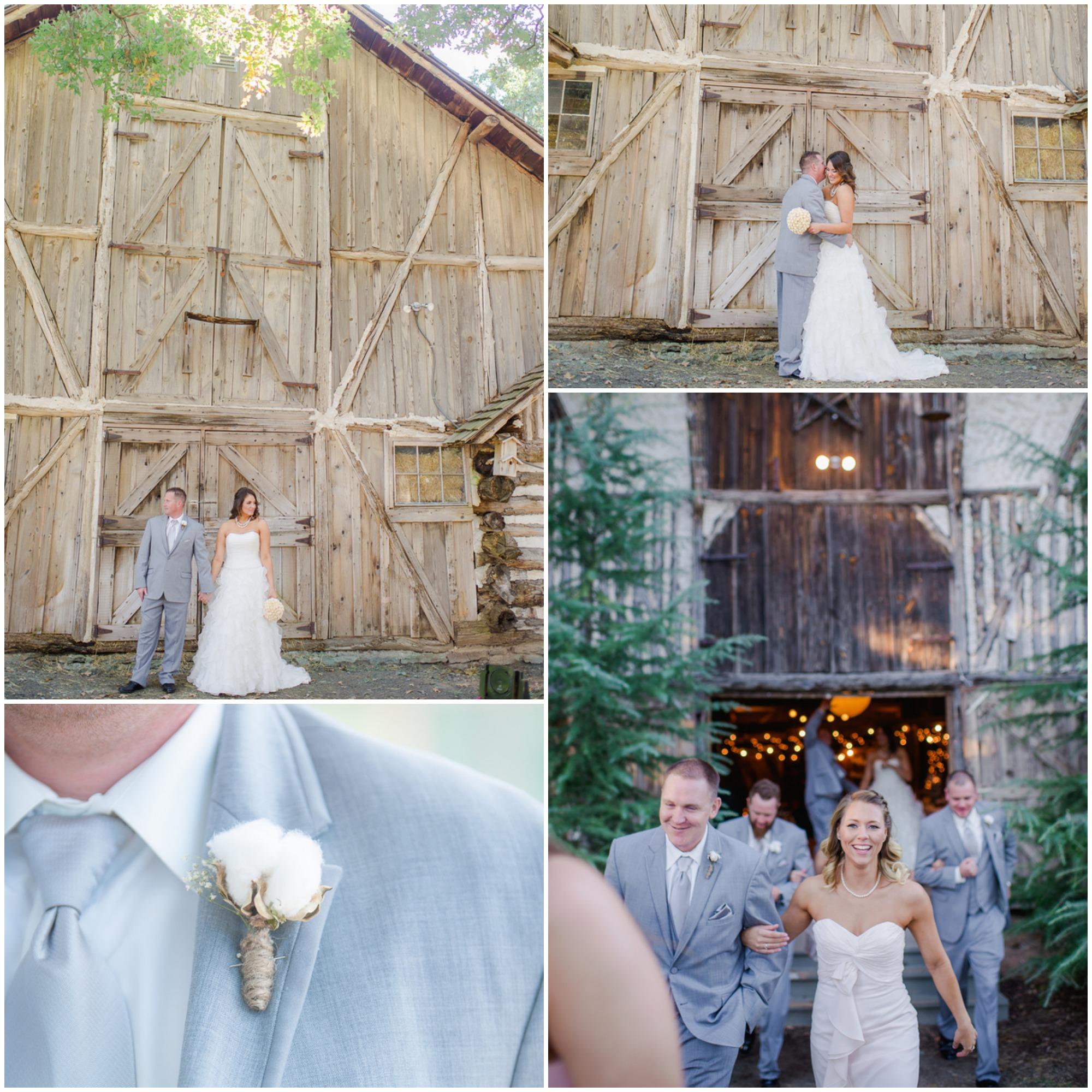 California Rustic Ranch Wedding: Southern Rustic Ranch Wedding