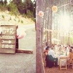 Sierra Nevada Rustic Wedding
