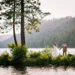 Rustic Lakeside Wedding