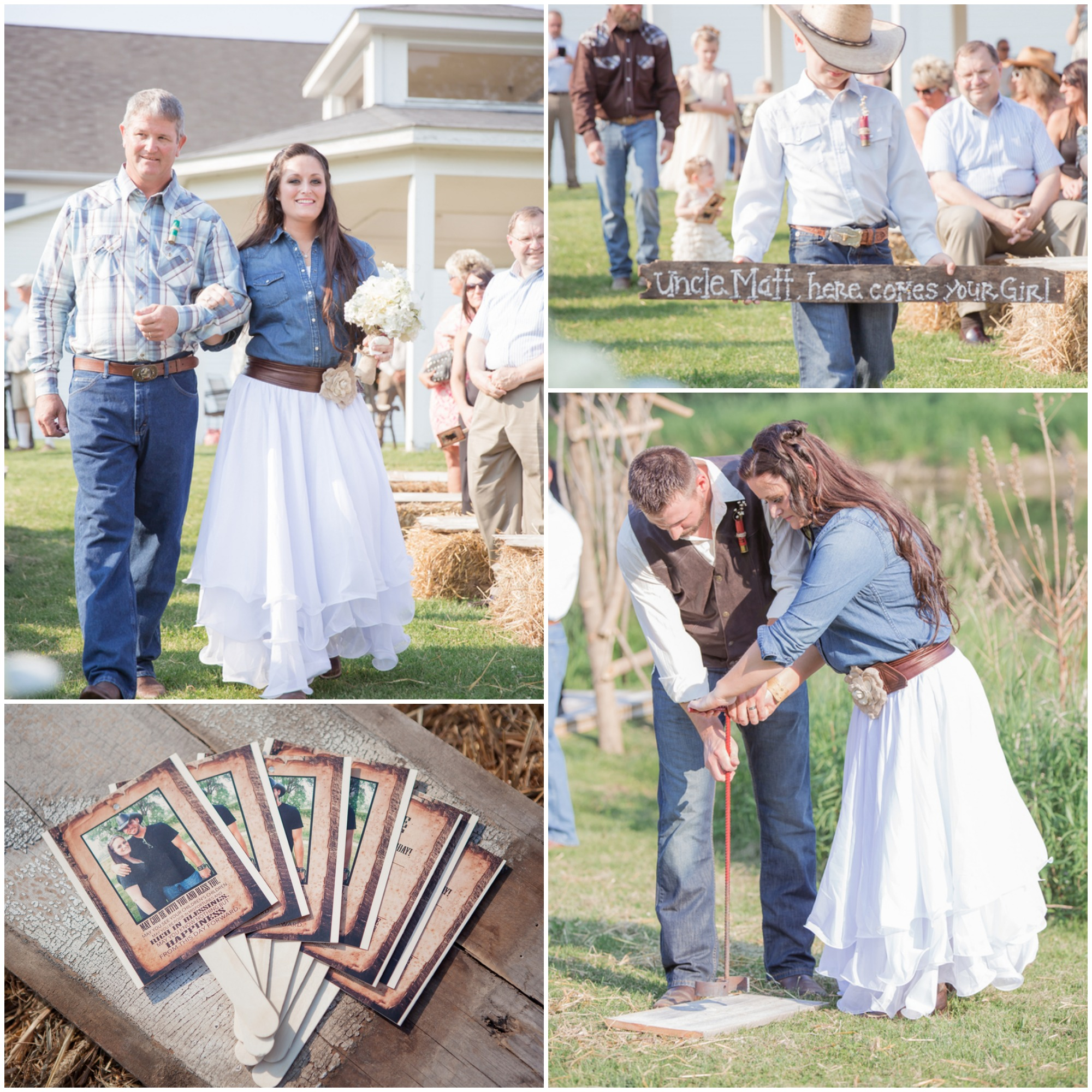 Image Result For Cowboy Style Wedding