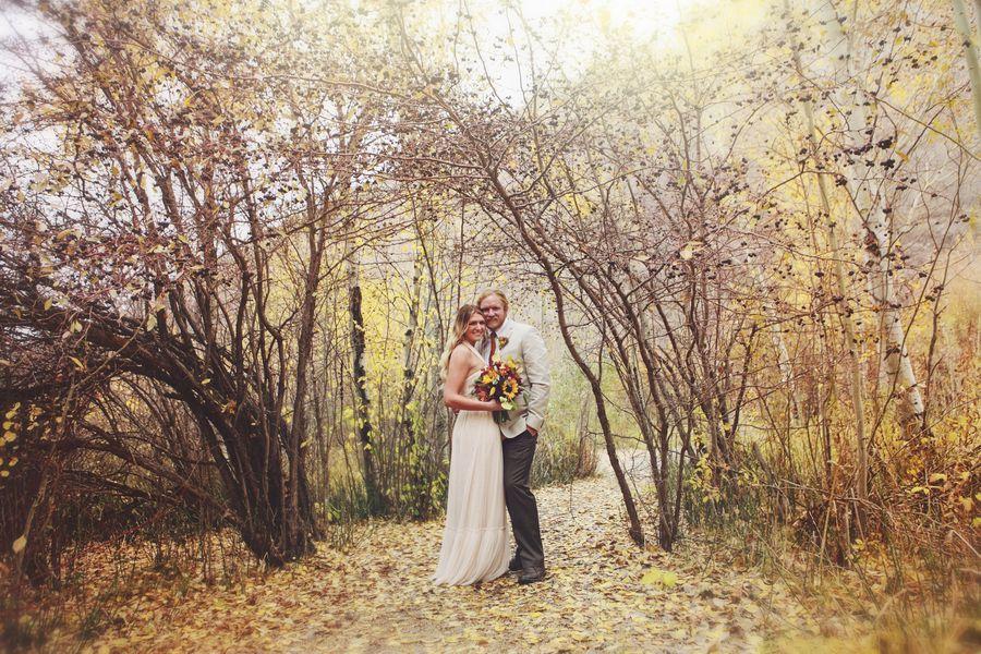 Rustic Wedding In Fall