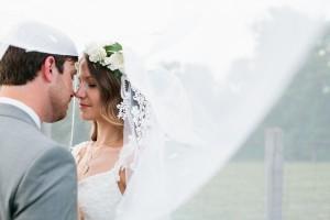 Southern Wedding Bride + Groom