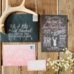 Southern Country Wedding Invitation