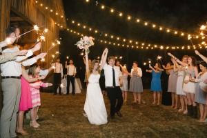 A Charming Southern Farm Wedding: Rian + Jionte