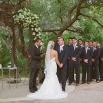 Texas Outdoor Wedding Ceremony