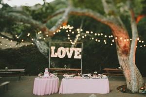 Rustic Vintage Chic Wedding
