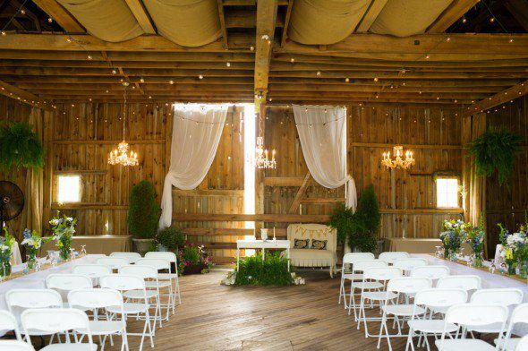 How To Light A Barn Wedding Rustic Wedding Chic