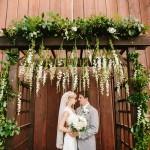 Rambling Oaks Ranch Bride + Groom