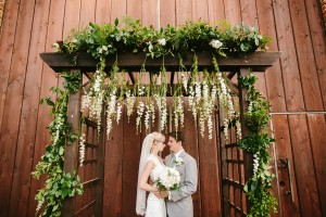 Rambling Oaks Ranch Bride + Groom