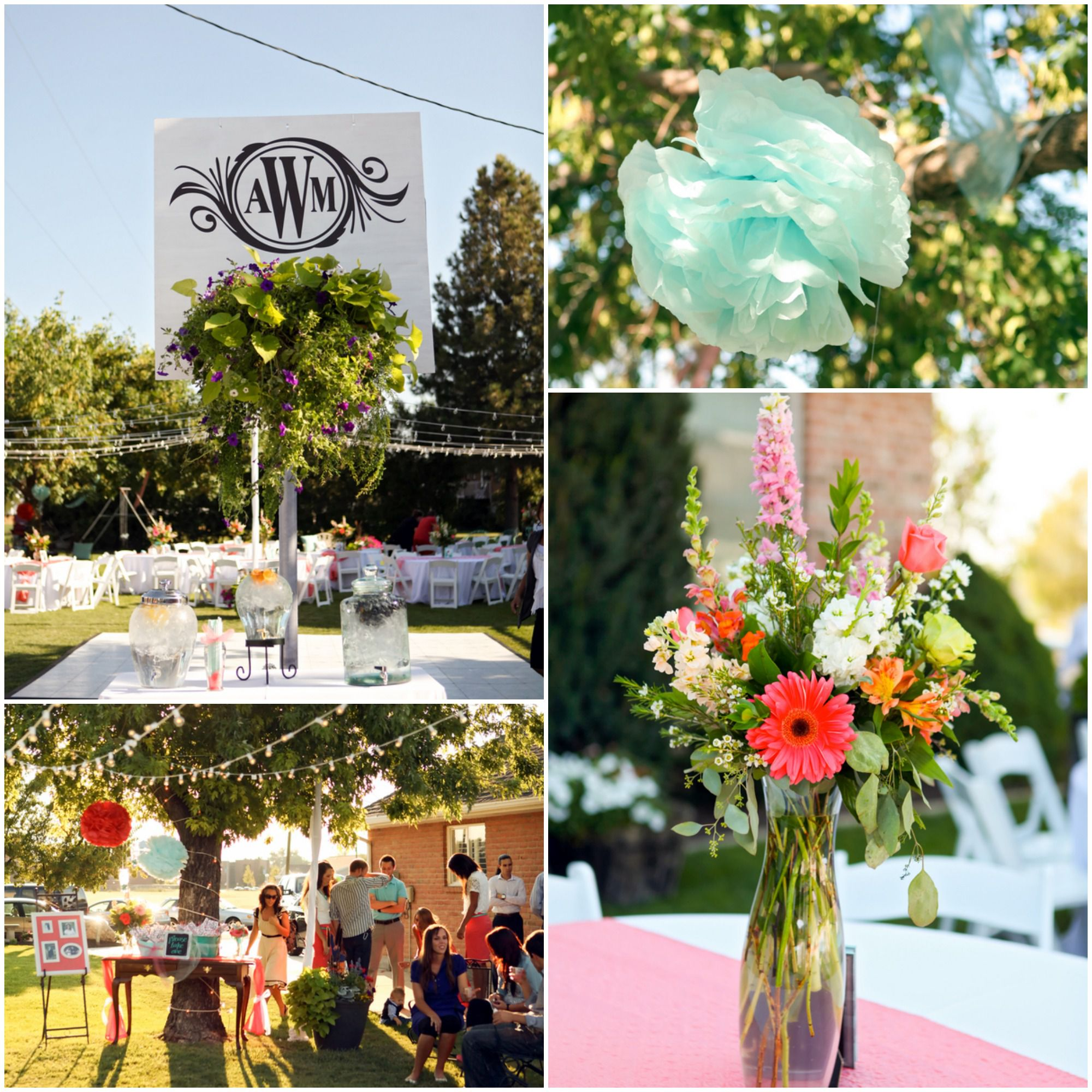 on decor a pin decoration wedding rustic ideas budget backyard