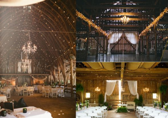 How to light a barn wedding rustic wedding chic the best barn wedding lighting junglespirit Images