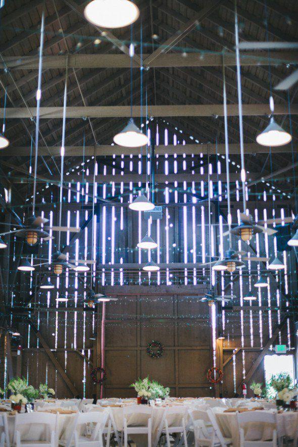 Barn Wedding Industrial
