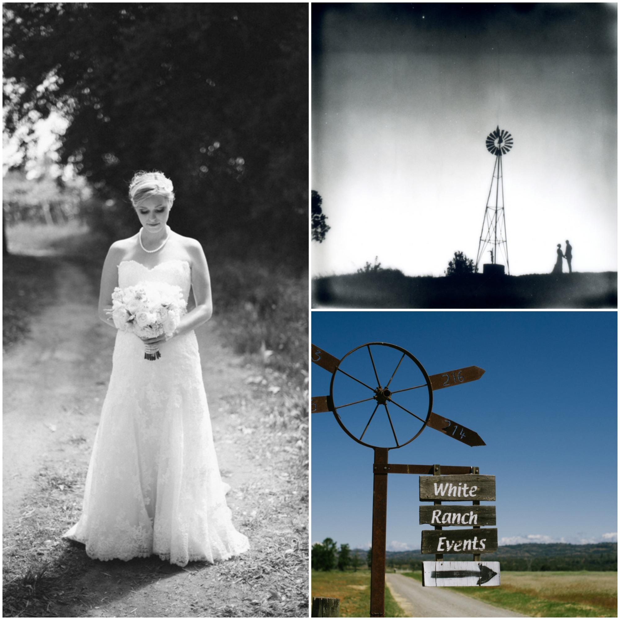 Northern California Rustic Ranch Wedding