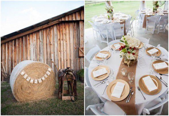 Country Barn Wedding