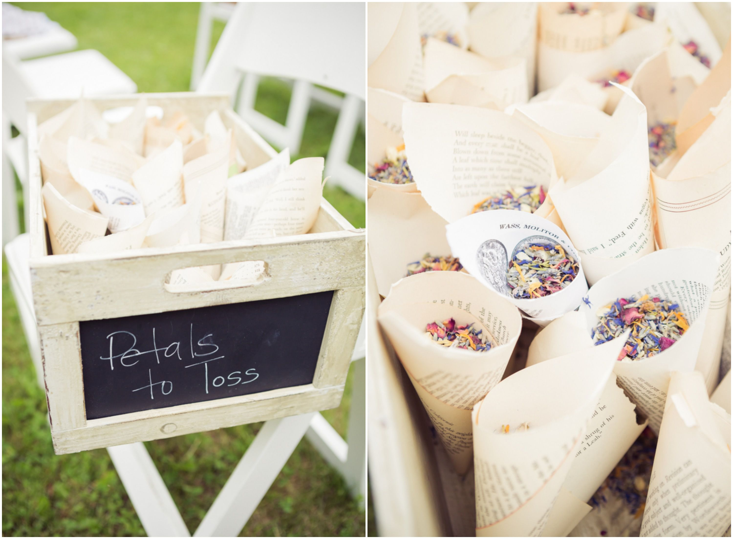 Vintage Travel Theme Wedding - Rustic Wedding Chic