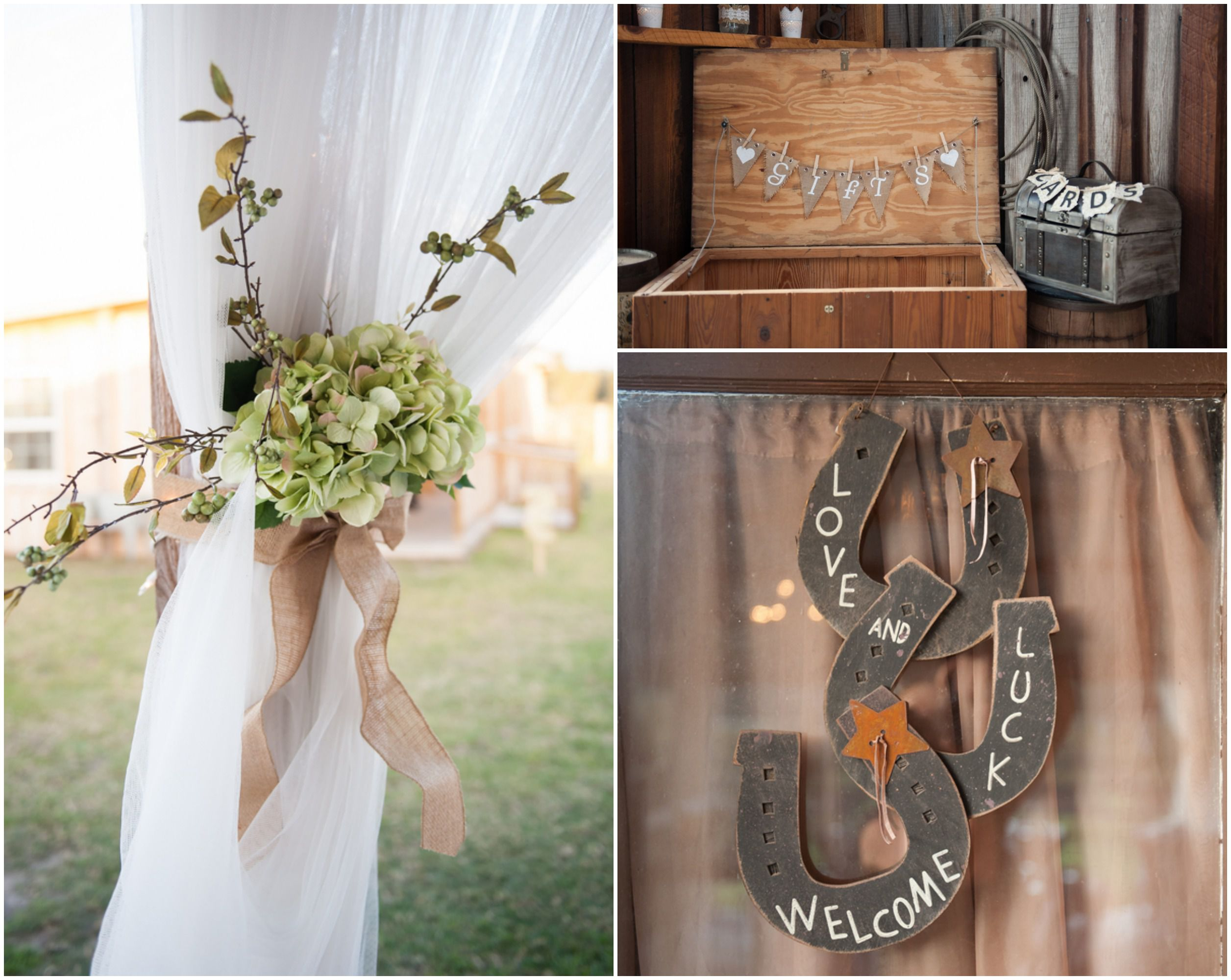 Barn Engagement Party Rustic Wedding Chic