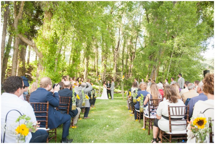 Utah Rustic Ranch Wedding