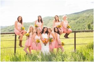 Utah Ranch Wedding: Alicia + Jordan