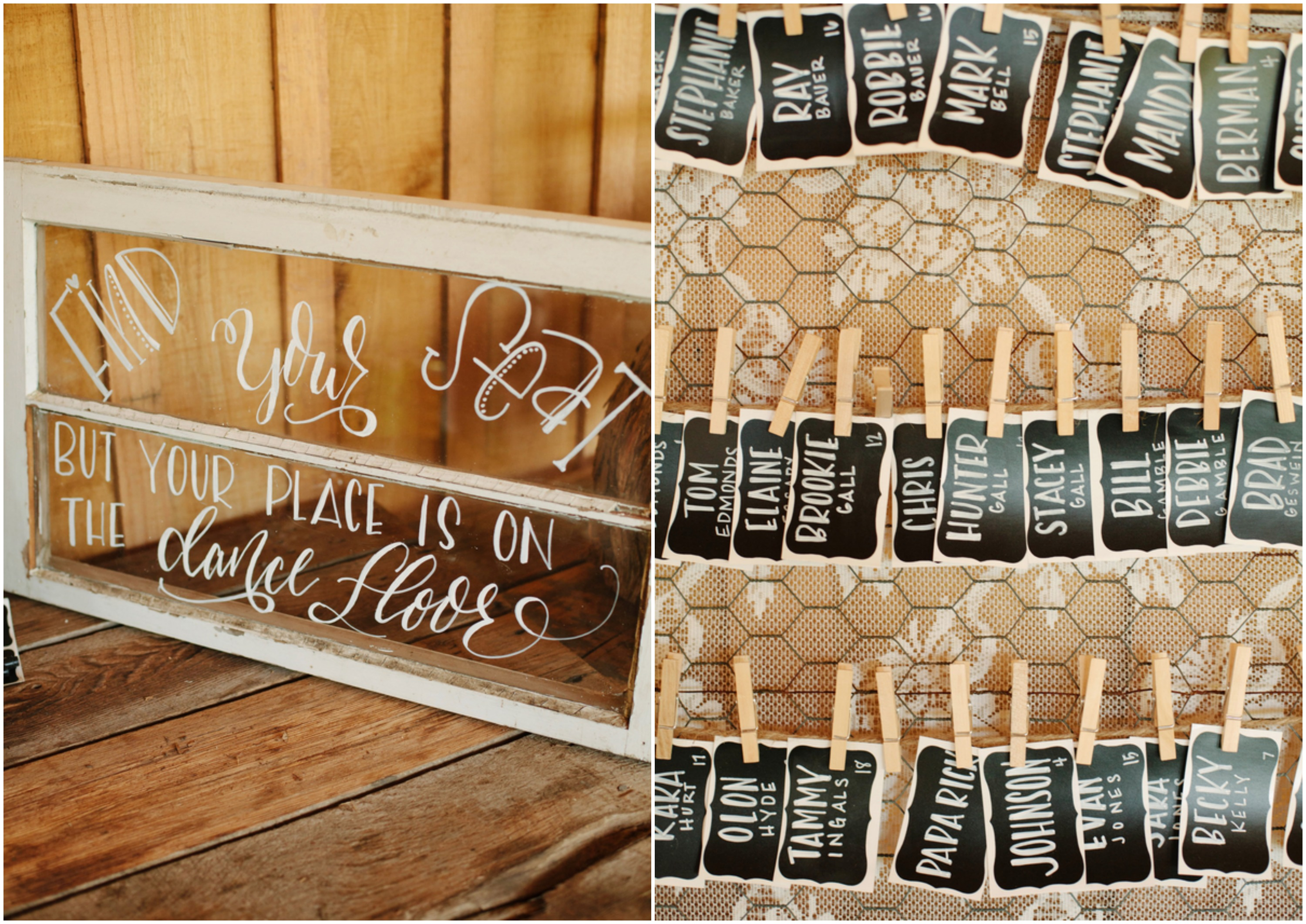 Tennessee Organic Farm Wedding Rustic Wedding Chic