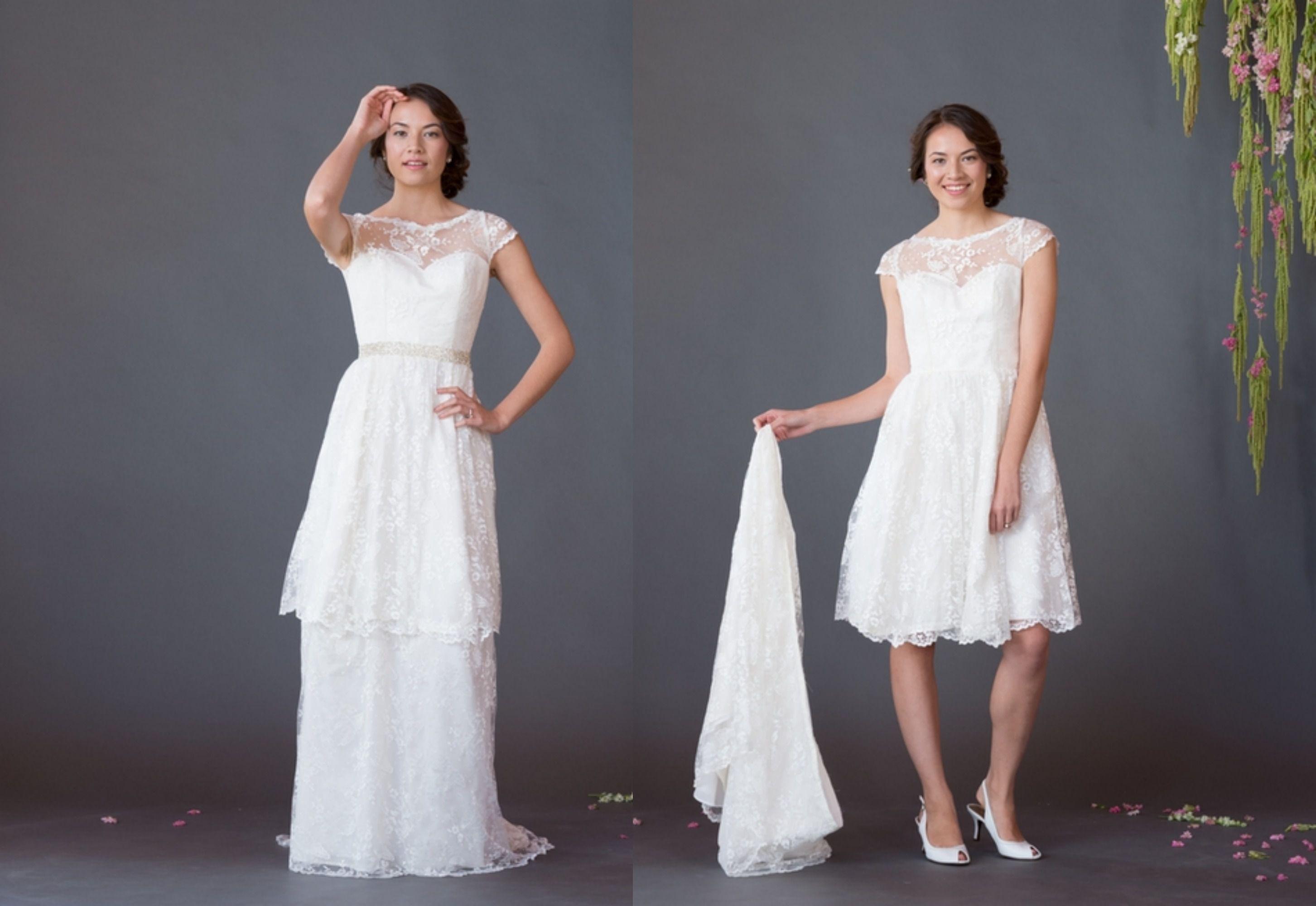 Eco-friendly And Fair Trade Wedding Dress - Rustic Wedding Chic