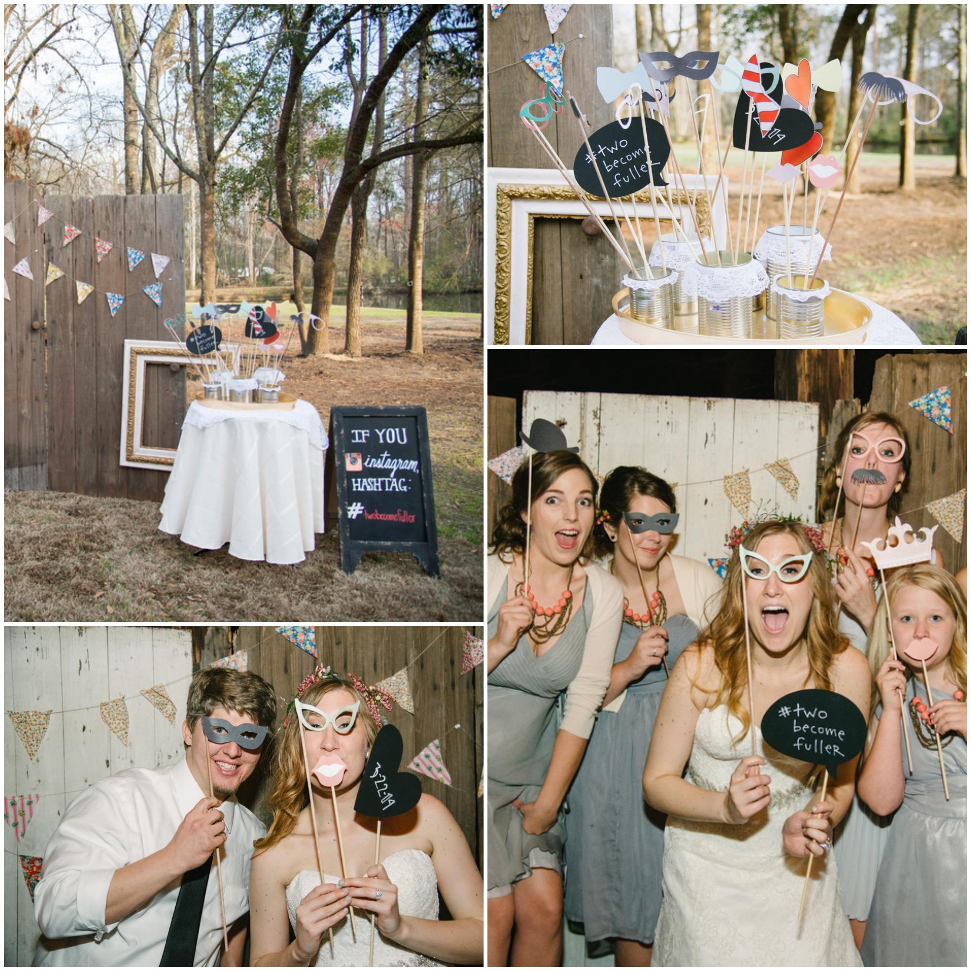 A Charming Southern Farm Wedding