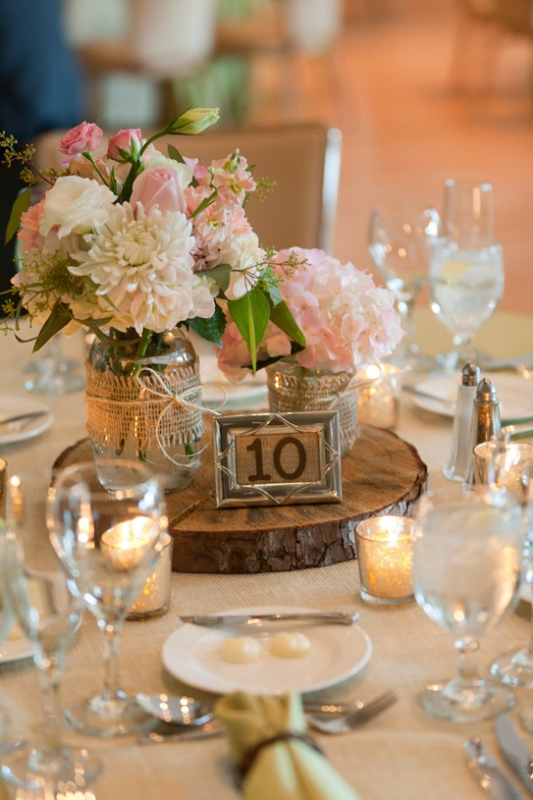 Midwest Arboretum Wedding - Rustic Wedding Chic