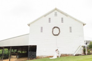 Country Wedding Barn Reception