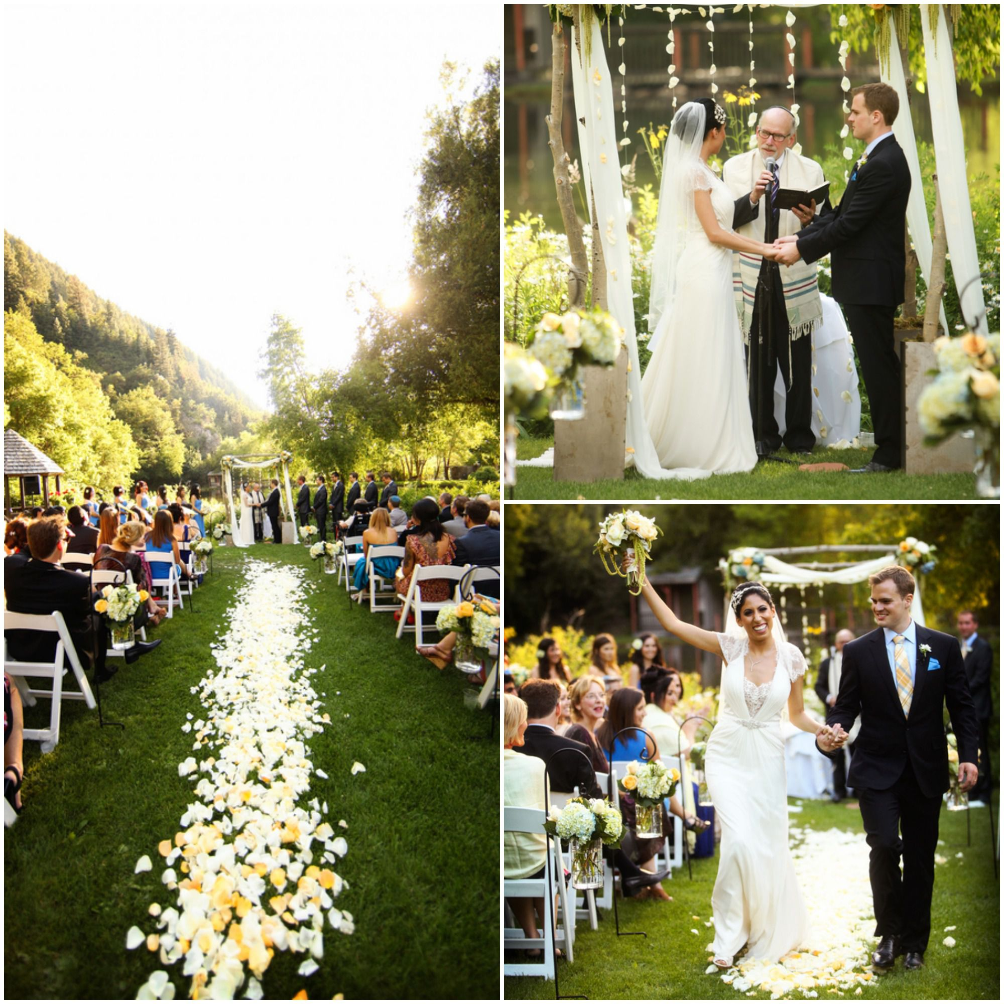 Traditional Jewish Rustic Wedding