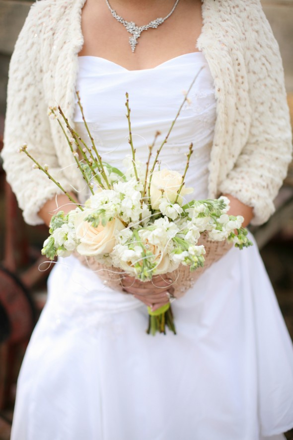 20 winter wedding bouquets rustic wedding chic for Bouquet chic