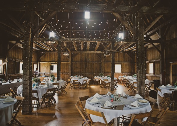Midwest Summer Farm Wedding Rustic Wedding Chic