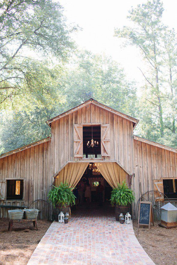 Top Barn Weddings From 2014
