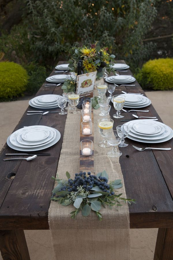 Wine Country Wedding Ideas Rustic Wedding Chic