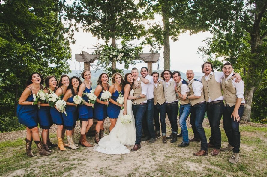 Cornfield County Wedding Rustic Wedding Chic