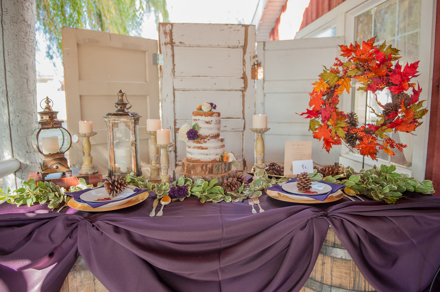 Thanksgiving Wedding Ideas Rustic Wedding Chic