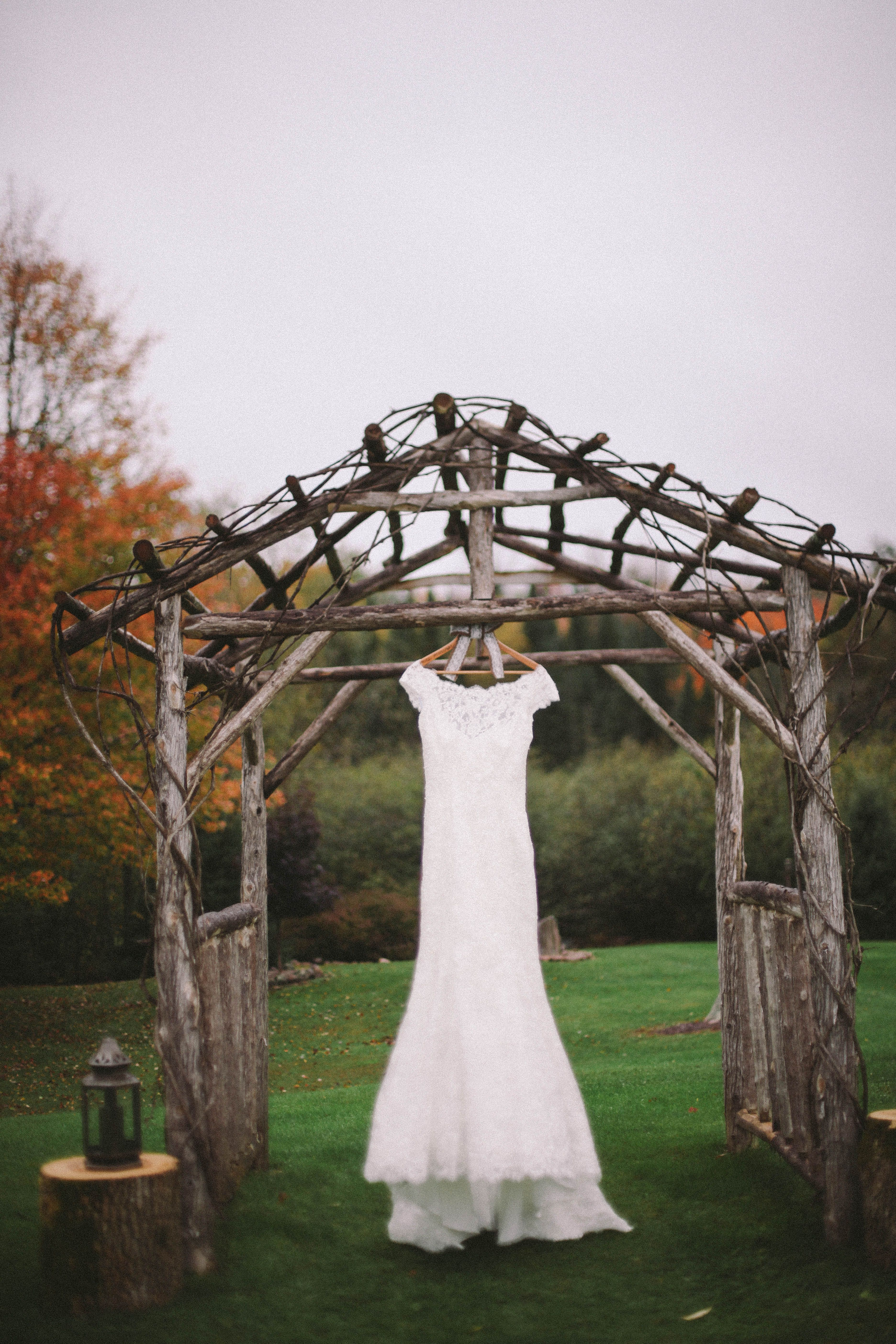 Outdoor Fall Rustic Wedding Rustic Wedding Chic