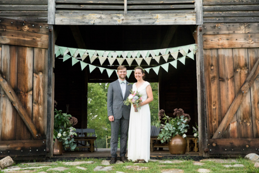 Maryland Barn Wedding