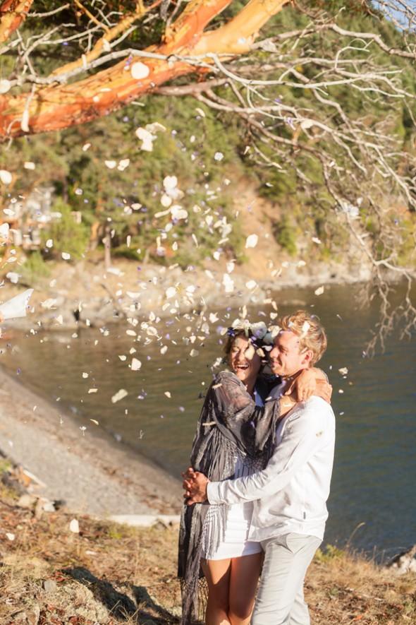Casual Outdoor Wedding Rustic Wedding Chic