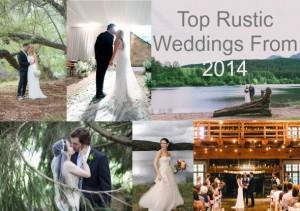 Top Rustic Weddings