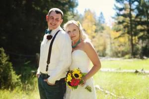 National Forest Wedding