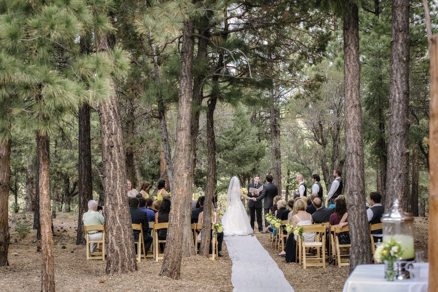 Big Bear Cabin Wedding Rustic Wedding Chic