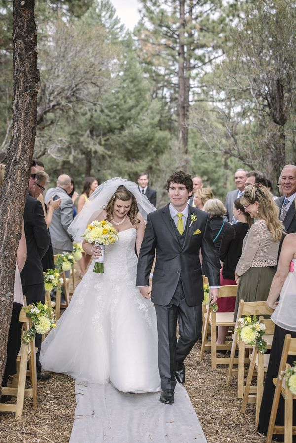 Big Bear Cabin Wedding - Rustic Wedding Chic