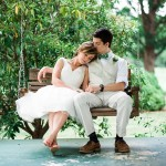 Country Southern Wedding